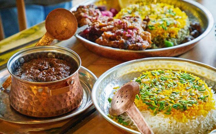 غذای سنتی کرمانشاه
