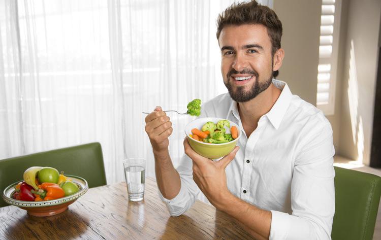 غذای مفید برای مردان
