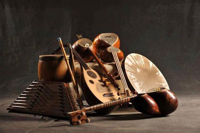 موسیقیدانهای ایران باستان