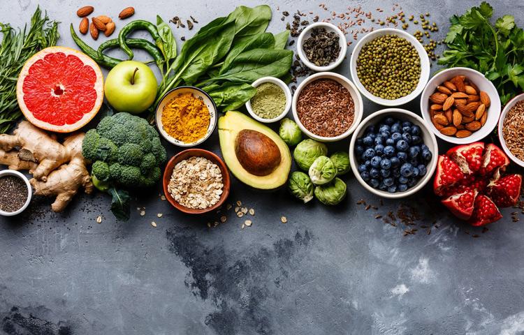 ترکیبات غذایی