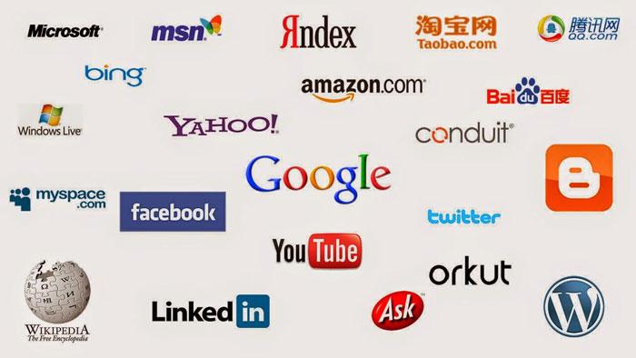 برترین وب سایتهای جهان