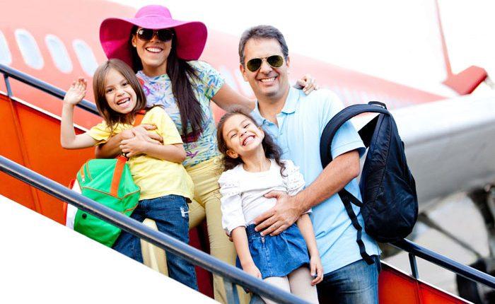 مسافرت با کودکان