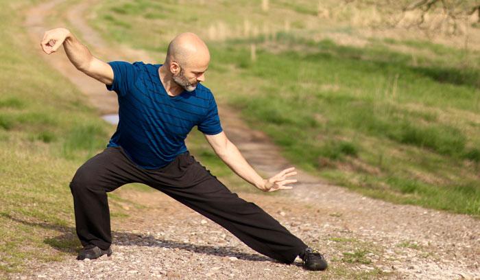 ورزش تایچی