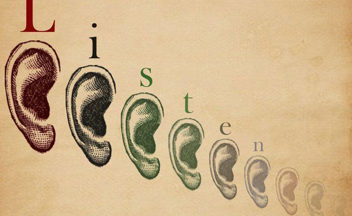 شنوندهای خوب