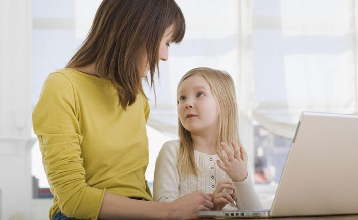 گفتوگو با کودک