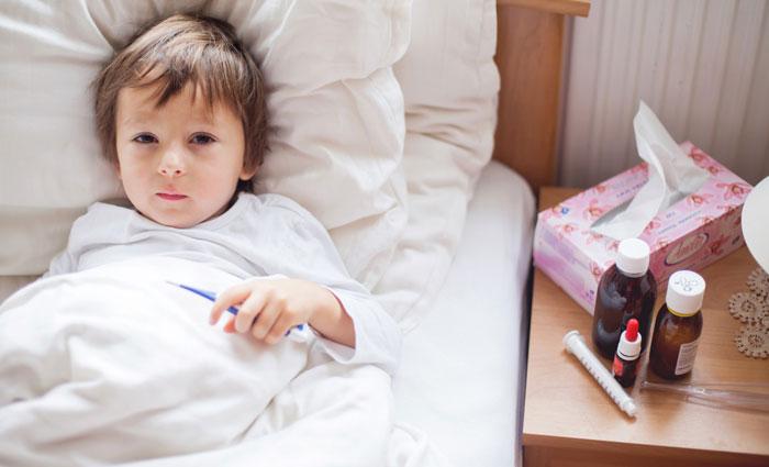 آنتیبیوتیک به کودکان