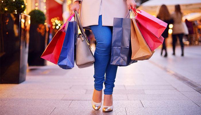 خرید بیهوده زنان