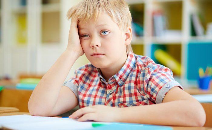 درس نخواندن کودک