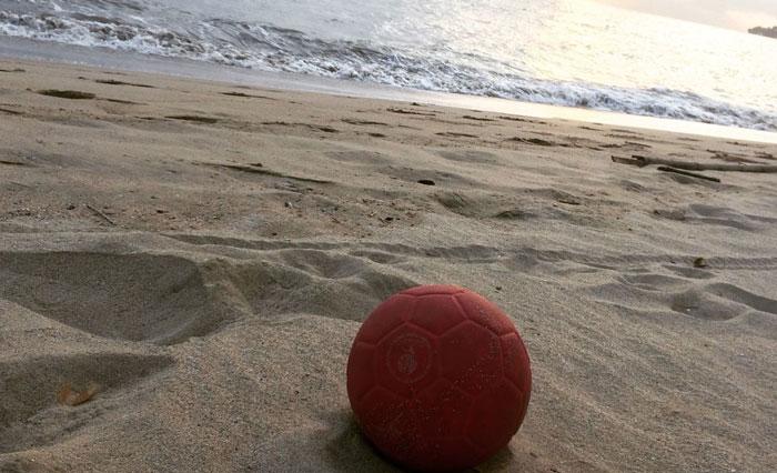 هندبال ساحلی