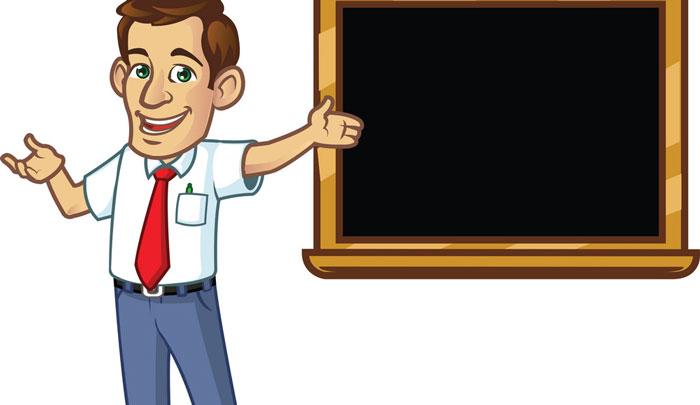 آموزگار ما