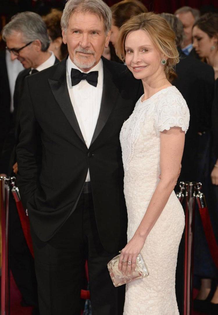 هریسون فورد و همسرش کلیستا