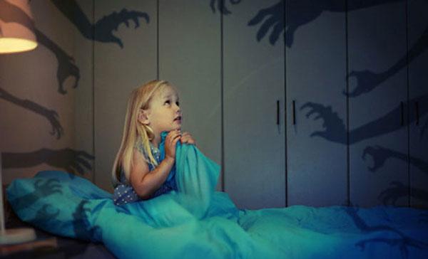 علل کابوس شبانه در کودکان
