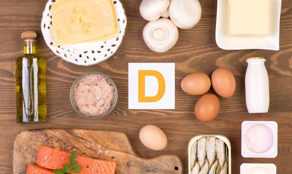 زمان مصرف ویتامین دی