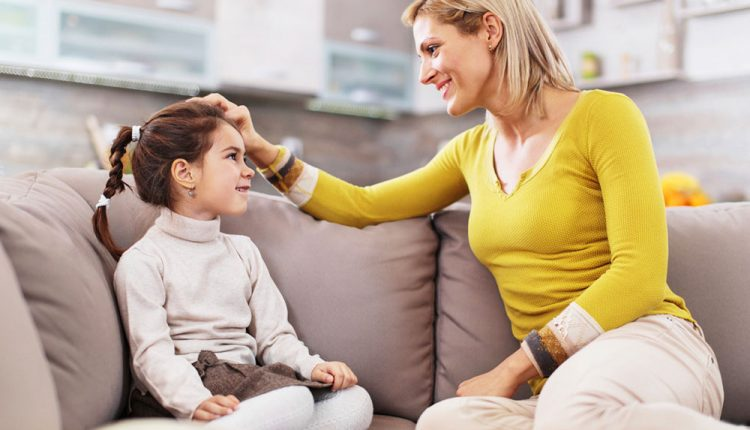صحبت کردن با بچه ها