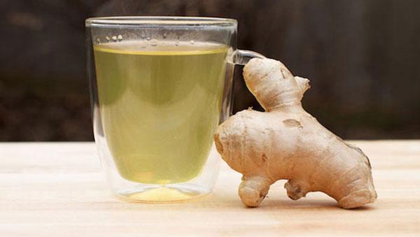 چای زنجبیل یکی از گیاهان دارویی لاغری