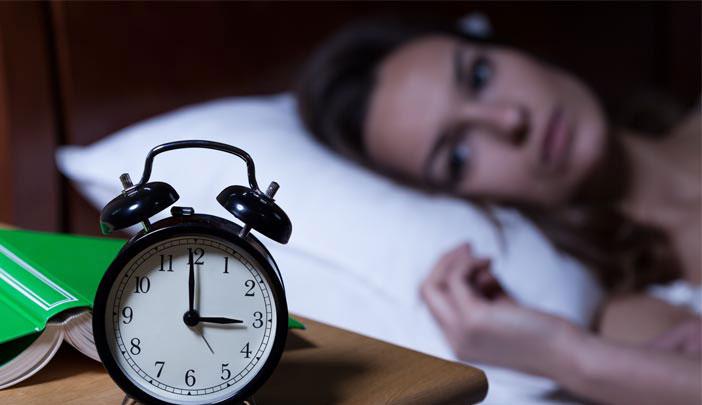تأثیرات بی خوابی