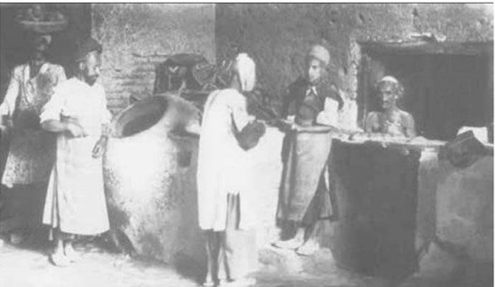 نان ایرانیان
