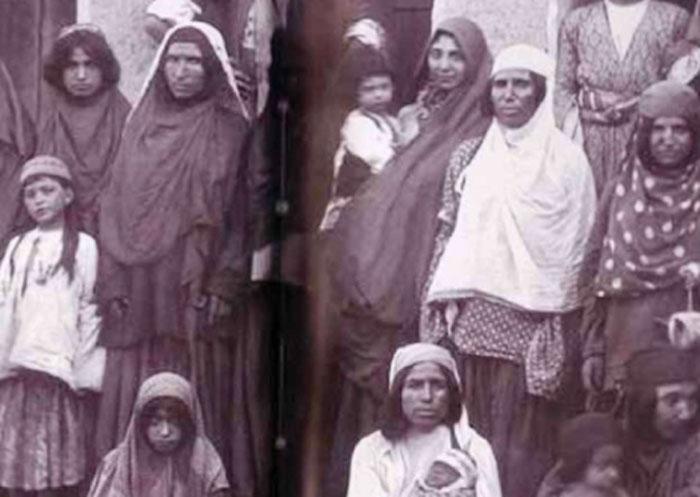زنان روزگار قاجار