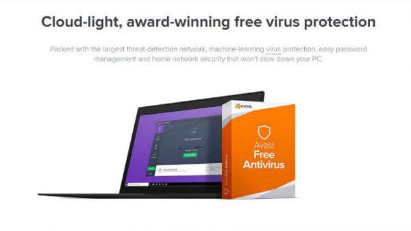 آنتیویروس avast