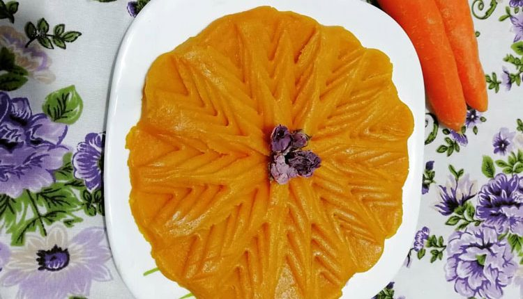 حلوای هویج