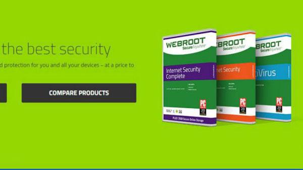 آنتیویروس webroot
