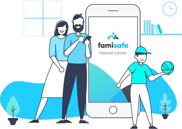 برنامه FamiSafe