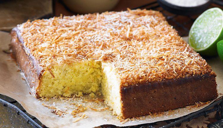 کیک نارگیل