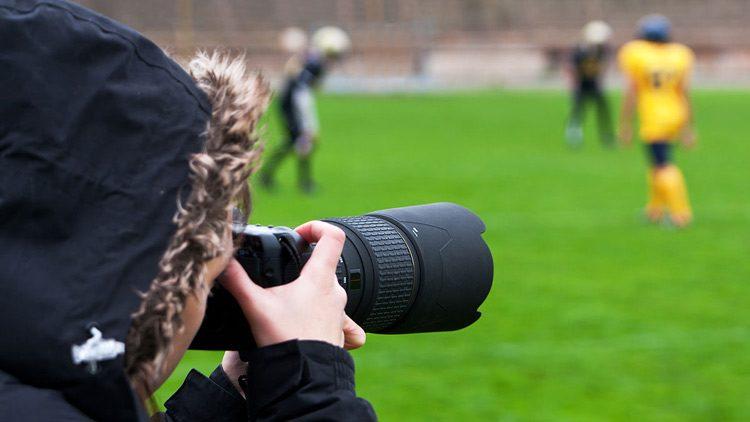 عکاس ورزشی