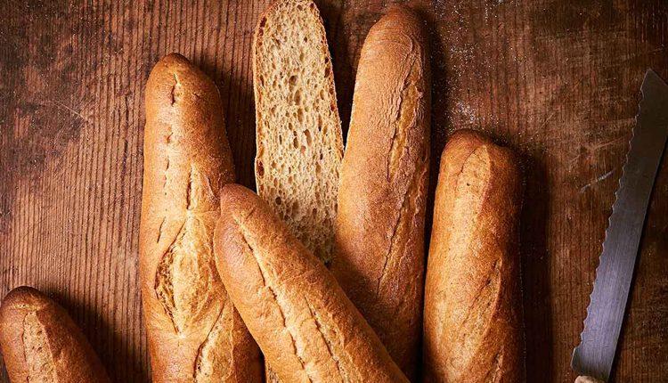 نان باگت