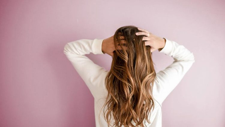 کراتین کردن مو