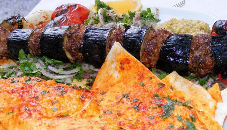 کباب ترکیهای