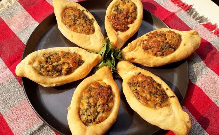 پیش غذای عربی