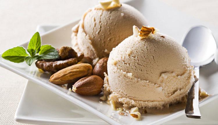 بستنی نسکافهای