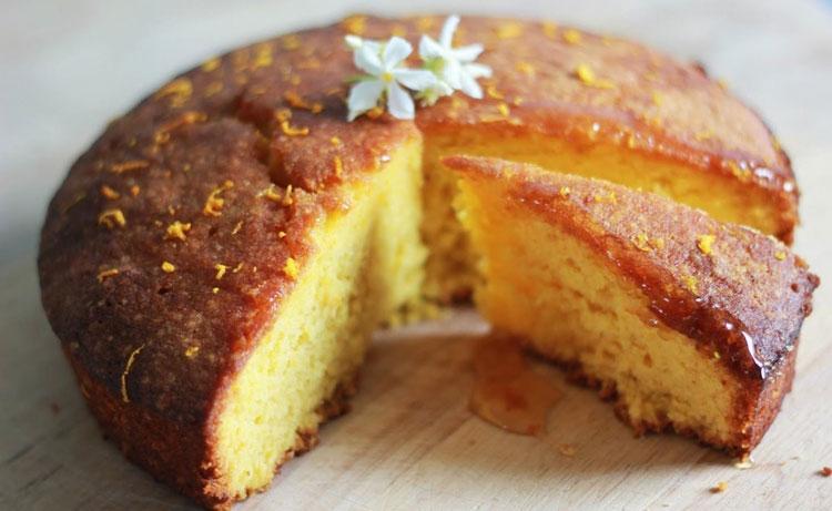 کیک بهار نارنج