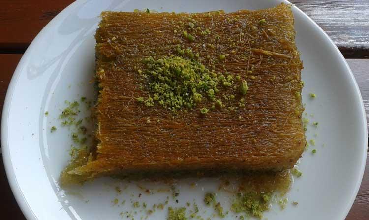 کیک کادایف
