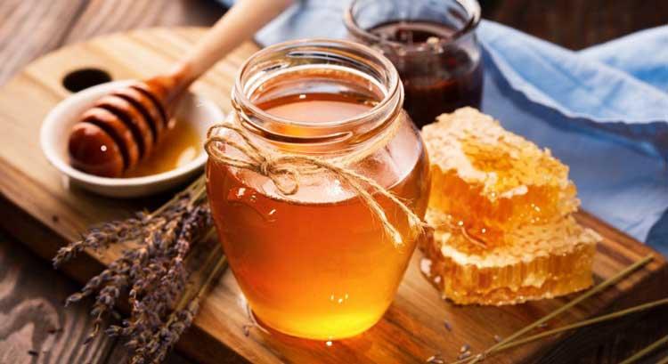 درمان گوشت آوردن لثه با عسل