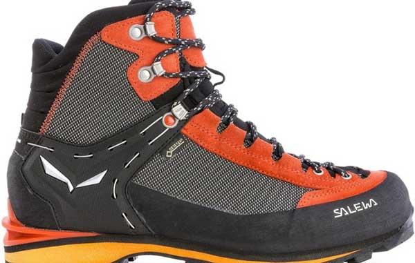 کفش کوهنوردی چرم خارجی Salewa Men's Crow GTX