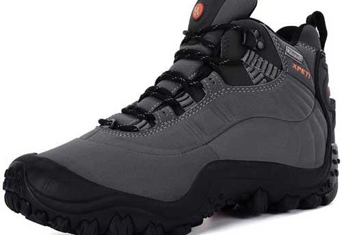 کفش کوهنوردی ضد آب XPETI Men's Thermator Mid