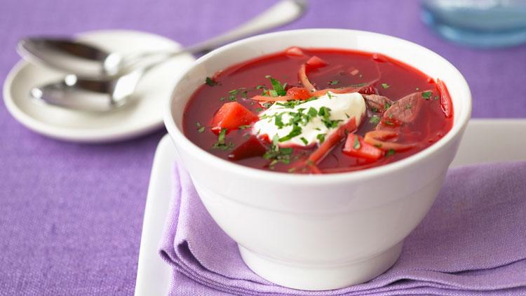 سوپ لبو