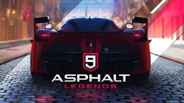 بازی asphalt-9legends