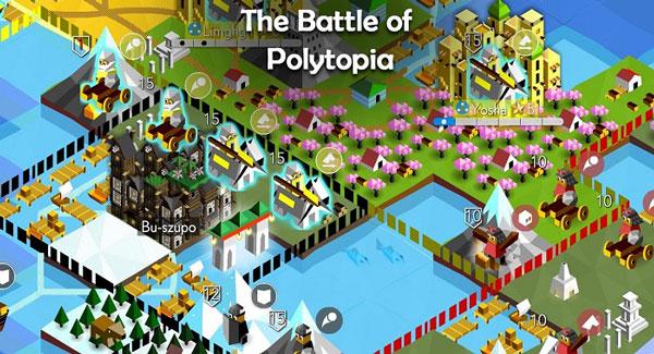 بازی battle-of-polytopia