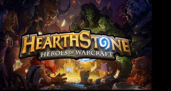 بازی hearthstone