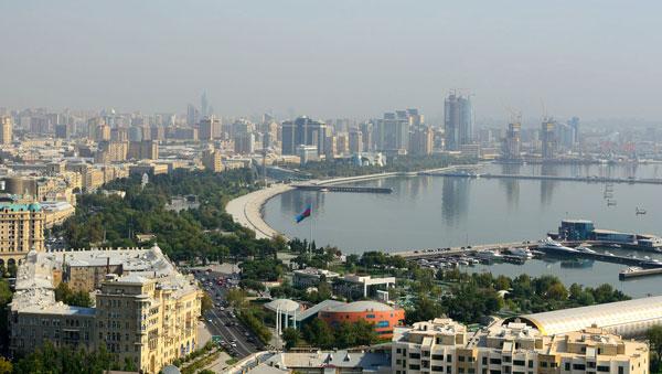 باکو بهترین کشورها جهت مسافرت