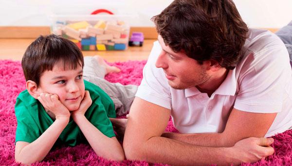 پاسخ به سوالات جنسیتی کودکان