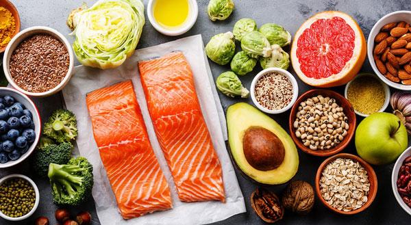 مواد غذایی راهی برای سالم نگه داشتن ریهها