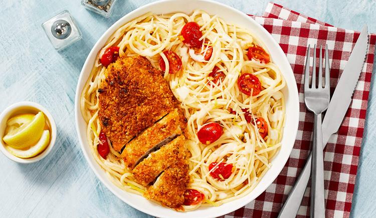 انواع غذا با مرغ برای مهمانی