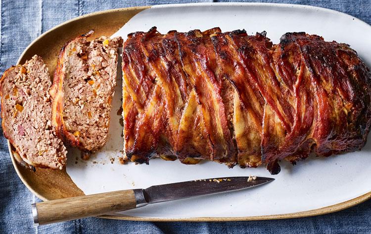 رولت گوشت فرانسوی