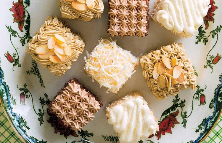 شیرینی ساده خانگی
