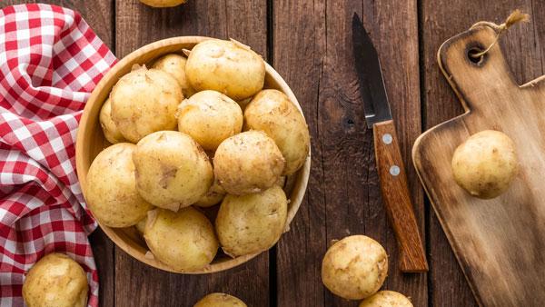مزایای سیب زمینی شیرین در بدنسازی