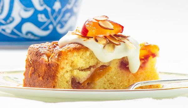 کیک قیصی